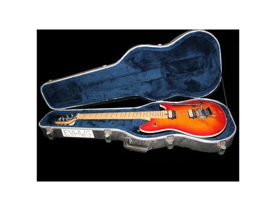 EVH 1999 Wolfgang Translucent Cherry Sunburst 5A Guitar