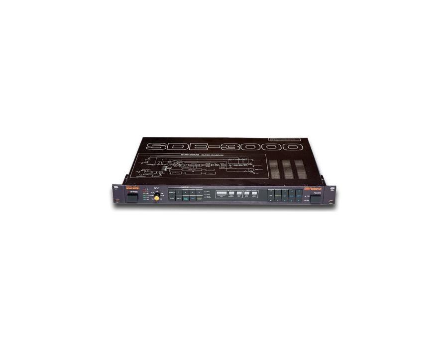 Roland SDE-3000 Delay