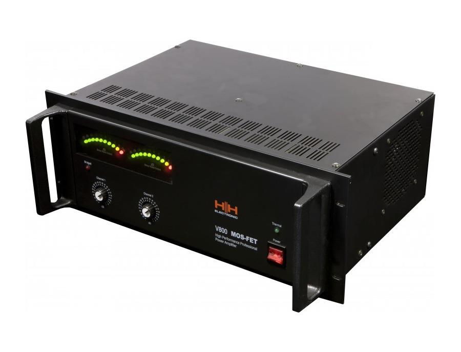 H&H V800 Power Amplifier