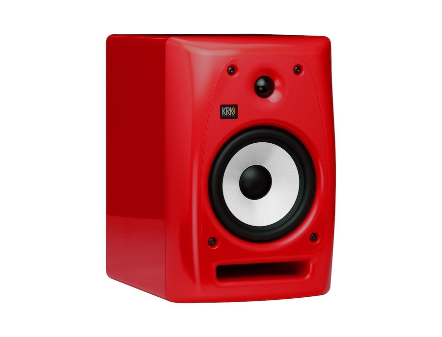 KRK Rokit 6 RPG2 (Red Edition)