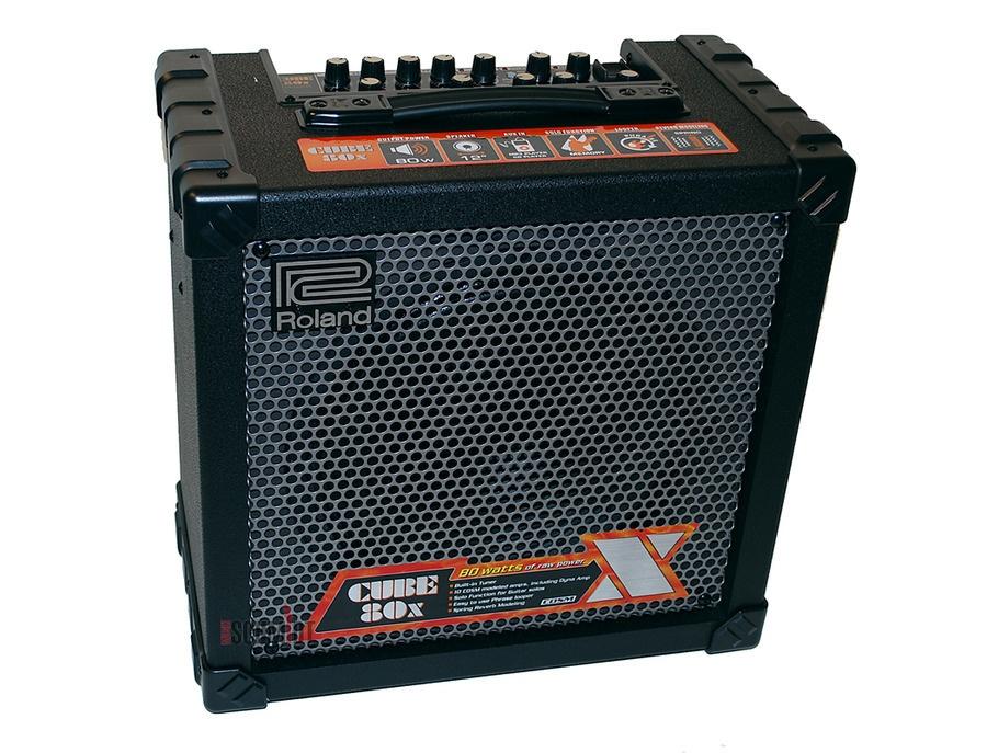 Roland cube 80x xl