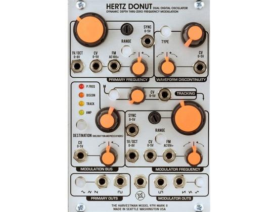 The Harvestman - Hertz Donut MkII Module