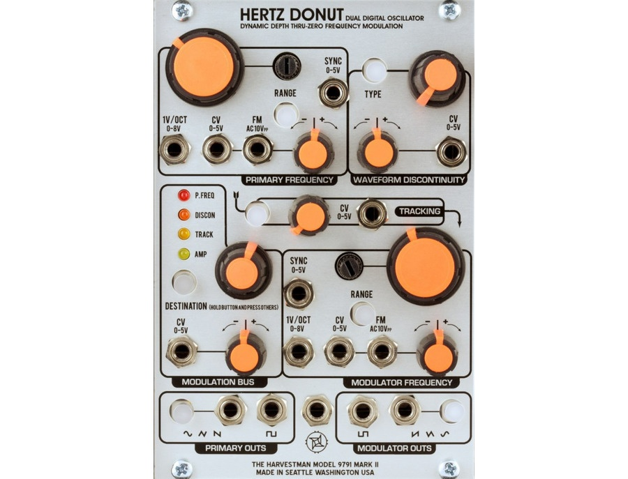 The Harvestman - Hertz Donut MkII Module