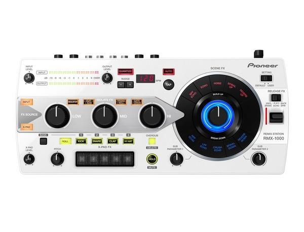 Pioneer's RMX-1000-W