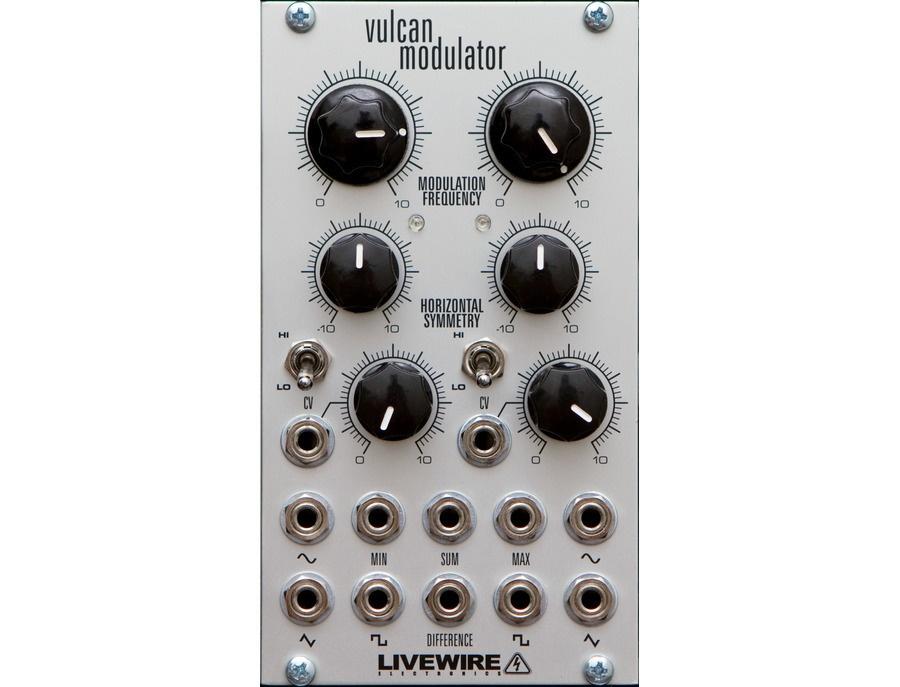 Livewire Vulcan Modulator Module