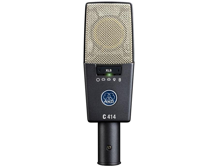 Akg c414 xls large diaphragm condenser microphone xl