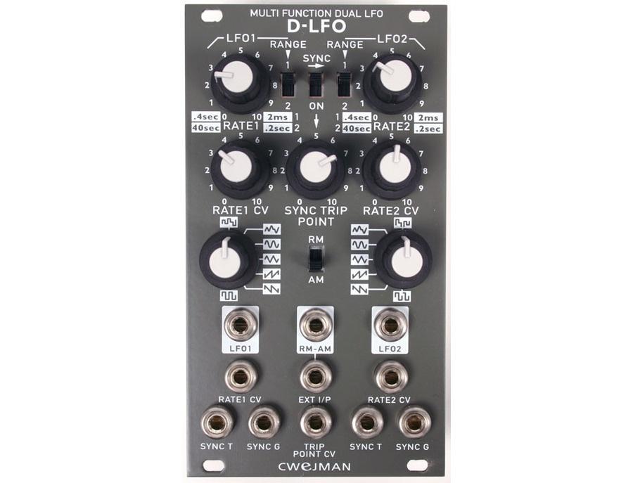 Cwejman D-LFO Module