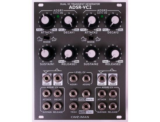 Cwejman ADSR-VC2 Module