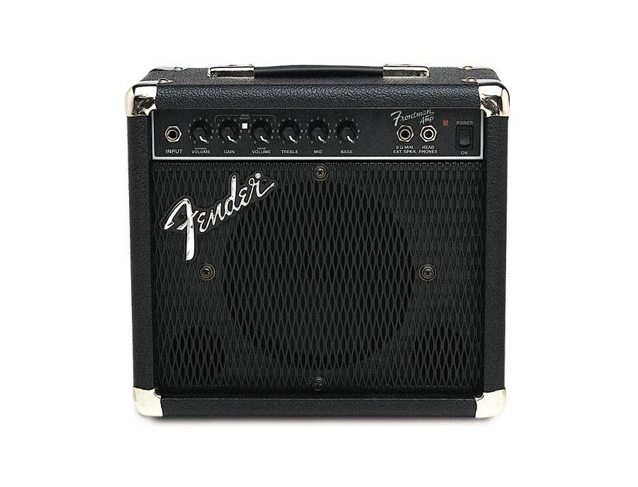 Fender Frontman 15