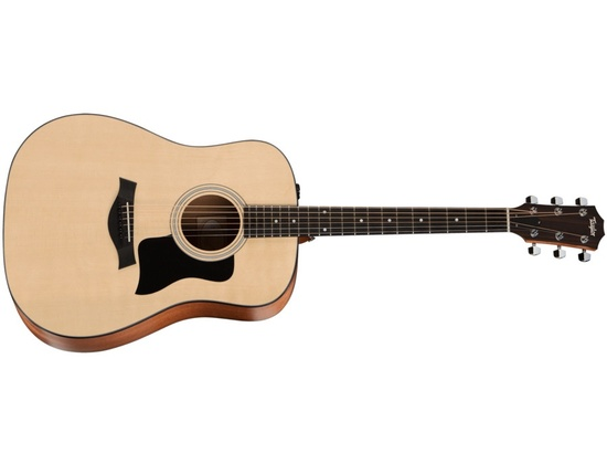 Taylor 100 Series 110e Dreadnought Acoustic-Electric Guitar