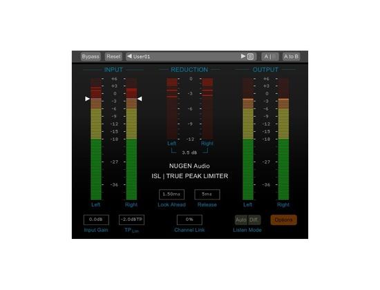 NUGEN Audio ISL Limiter
