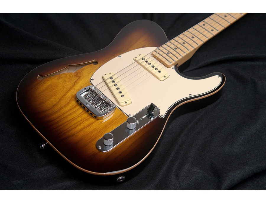 G&L ASAT Semi-Hollow