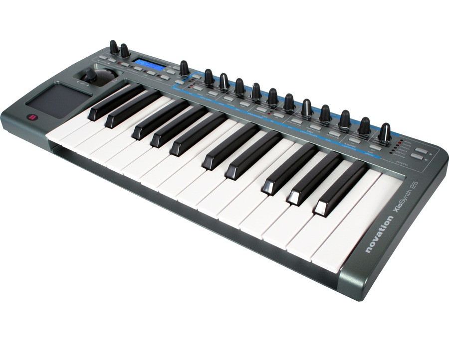 Novation Xiosynth 25 Synthesizer/USB Interface