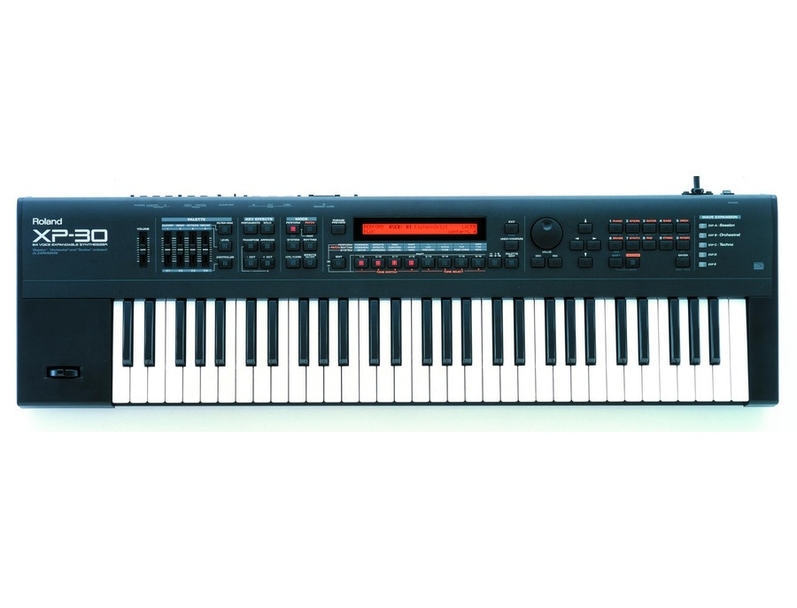 Roland xp 30 synthesizer xl