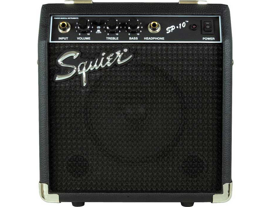 Squier SP-10 amplifier