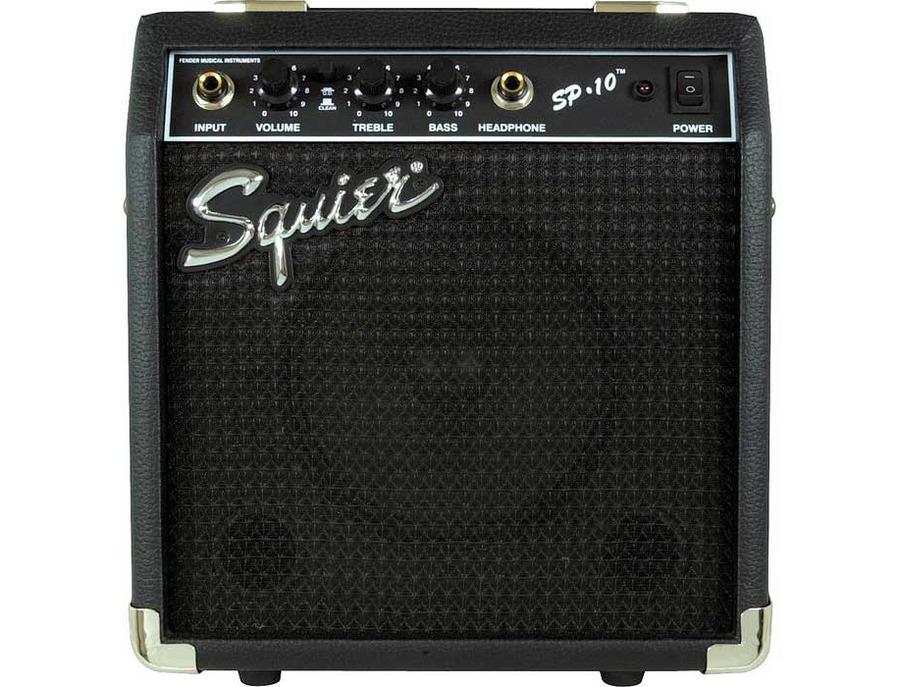 Squier SP-10 amplifier