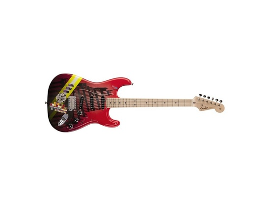 Fender Eric Clapton New York Fire Department Stratocaster