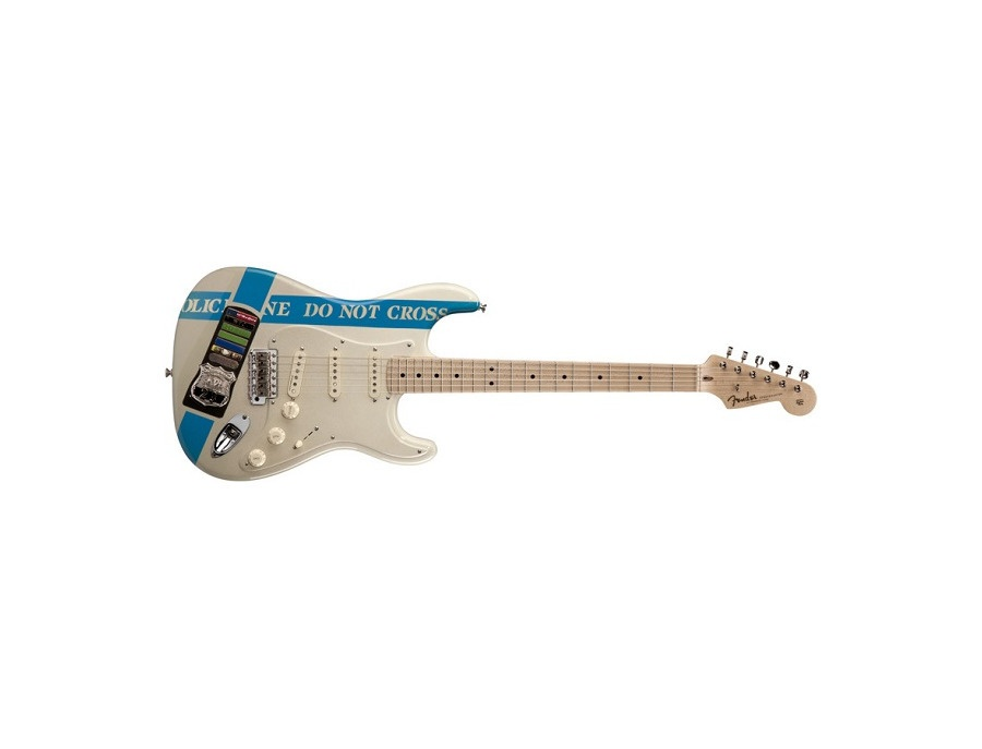 Fender Eric Clapton New York Police Department Stratocaster