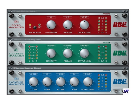 BBE Sonic Sweet Plug-In Bundle