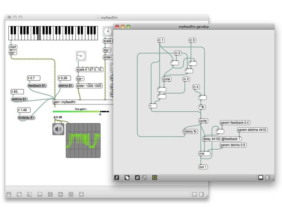Max 6 Multimedia Programming Language