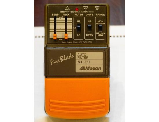 Maxon AF-F1 Auto Filter
