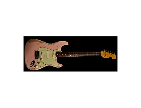 Fender 1960 Relic Stratocaster Shell Pink