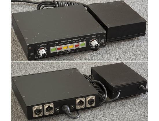 SONTEC MPA-1 2 Channel Microphone Preamplifier