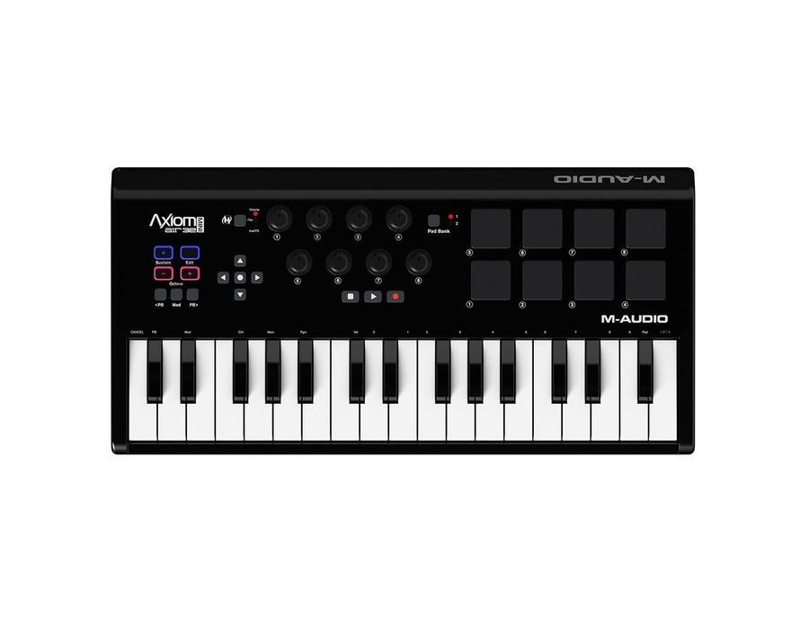 M audio axiom air mini 32 midi controller xl