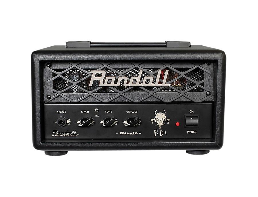 Randall RD1H Diavlo 1W Tube Guitar Head
