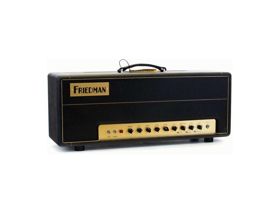 Friedman brown eye 100w tube guitar amp head xl