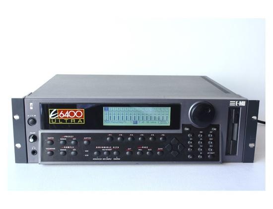 E-MU 6400 Ultra