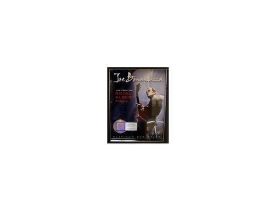 RIAA Platinum Sales Award - Joe Bonamassa - Live from the Royal Albert Hall
