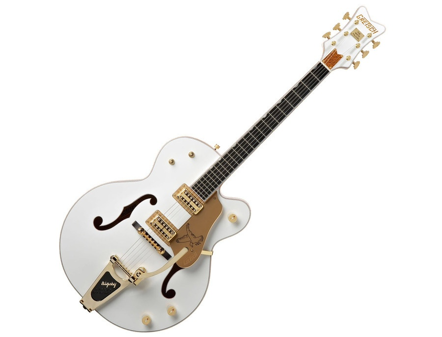 Gretsch G6136T White Falcon Electric Guitar