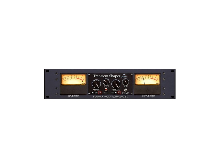 Schaack Audio Transient Shaper 2
