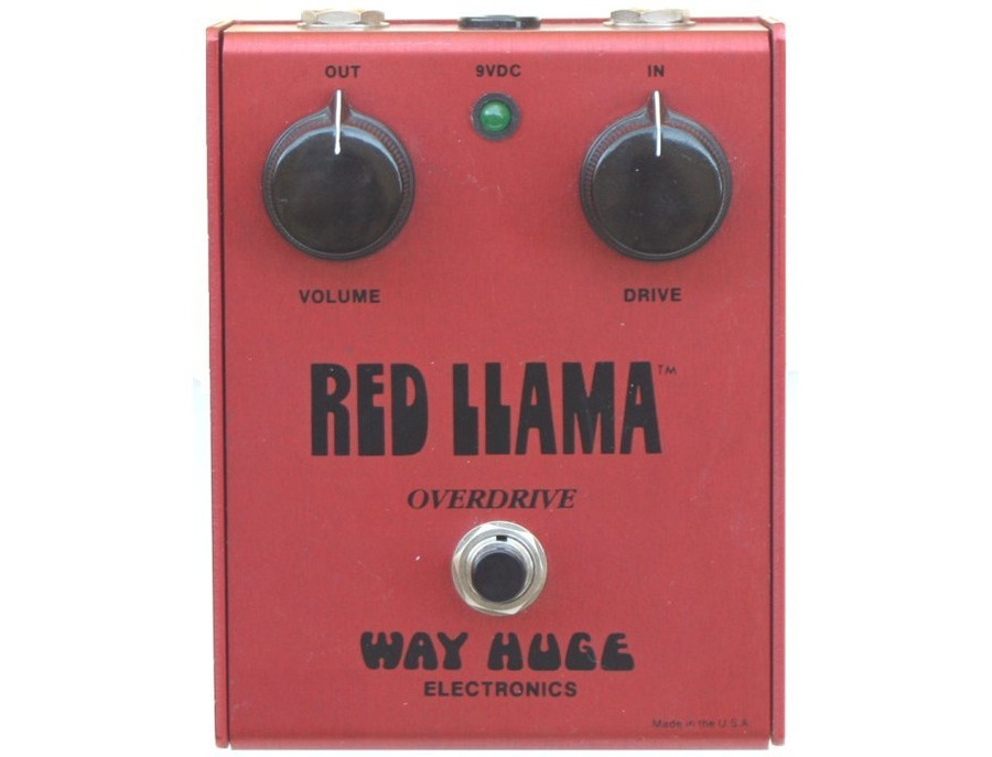 Way Huge Red Llama Overdrive
