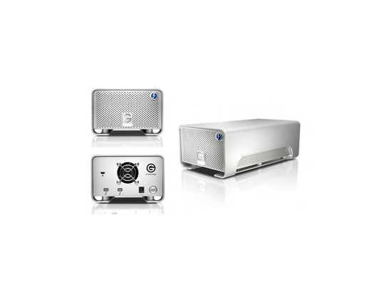 G-RAID with Thunderbolt Storage System