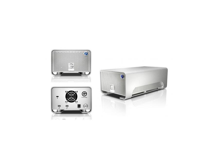 G raid with thunderbolt storage system xl