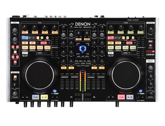 Denon mc6000