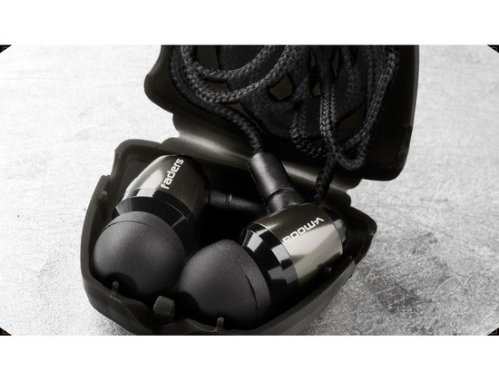 V-Moda Faders VIP Tuned Ear Plugs