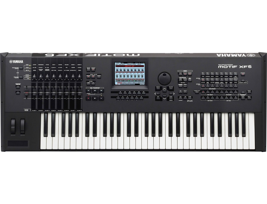yamaha motif xf6 reviews prices equipboard