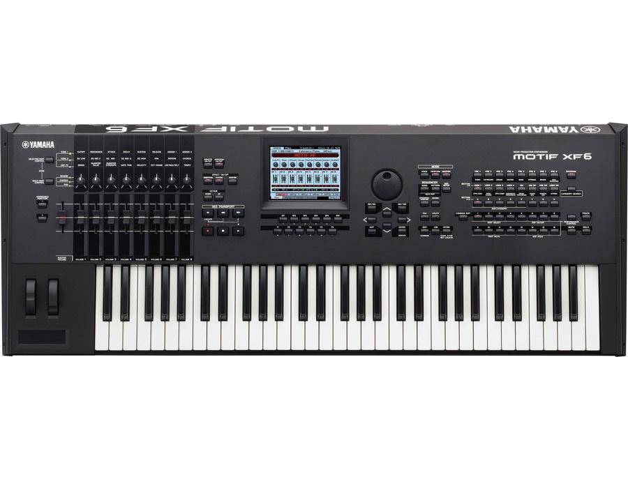 Yamaha Motif Xf6