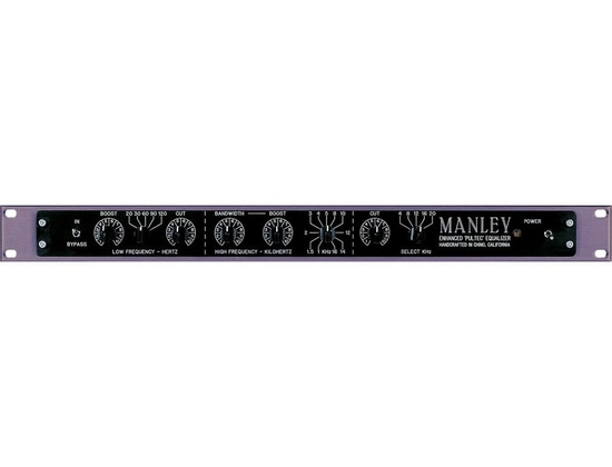 Manley Enhanced Pultech EQP-1A