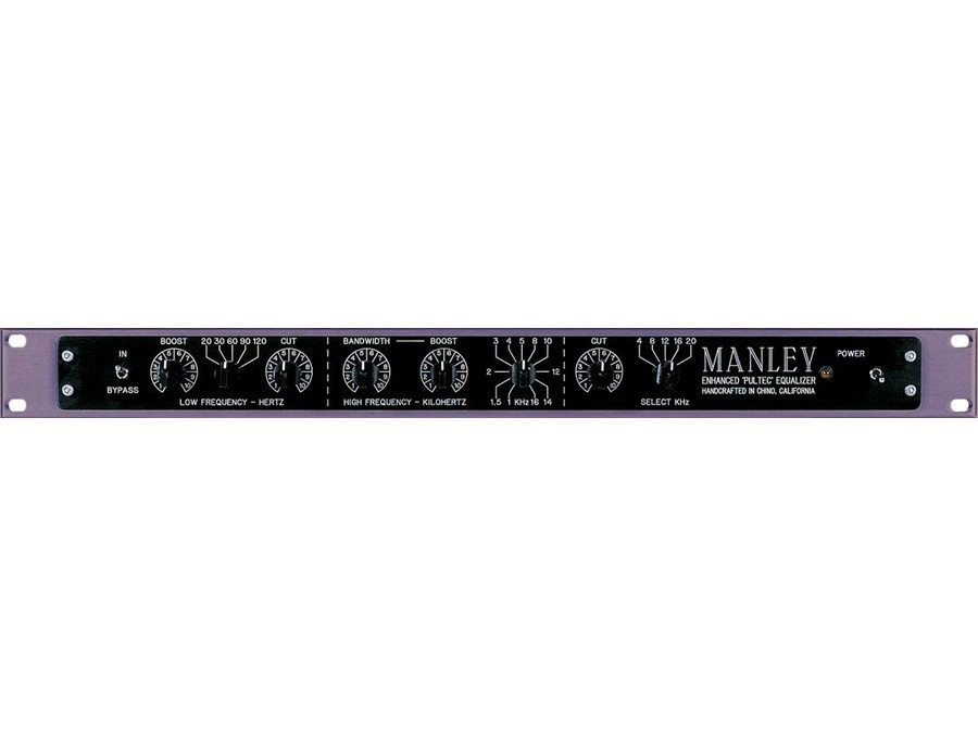 Manley Enhanced Pultech EQP-1A