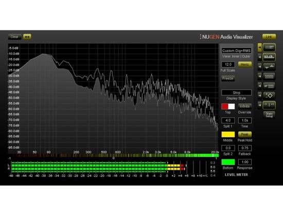 NuGen Audio Visualizer