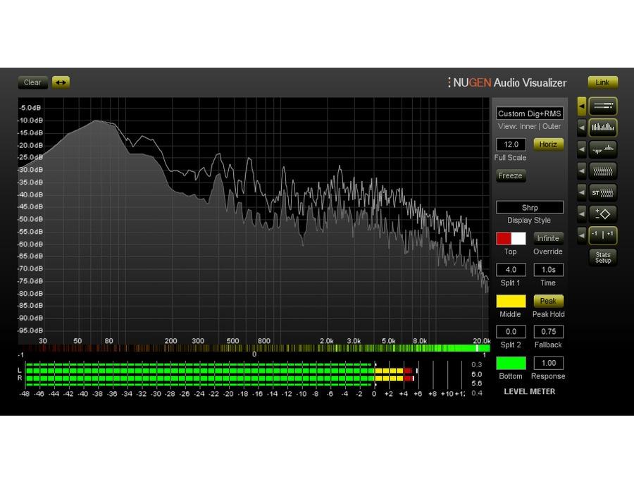 Nugen audio visualizer xl