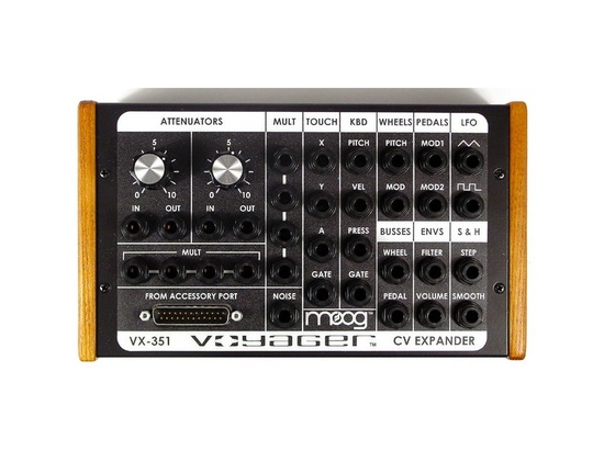 Moog VX-351 CV Output Expander for the Minimoog Voyager