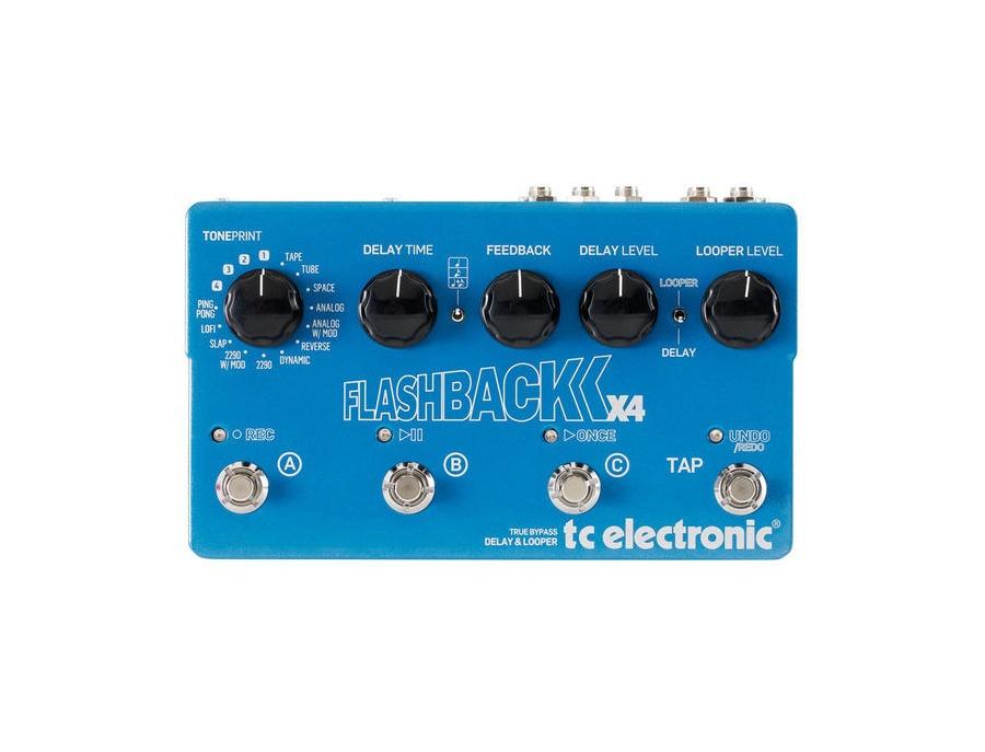 TC Electronic Flashback X4 Delay