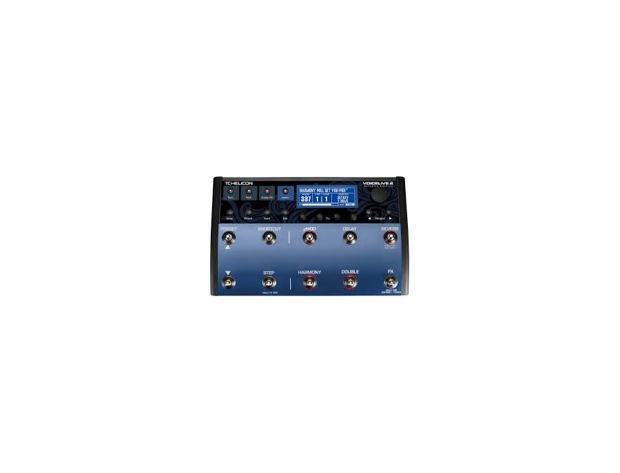 TC-Helicon Voicelive 2 Extreme Edition