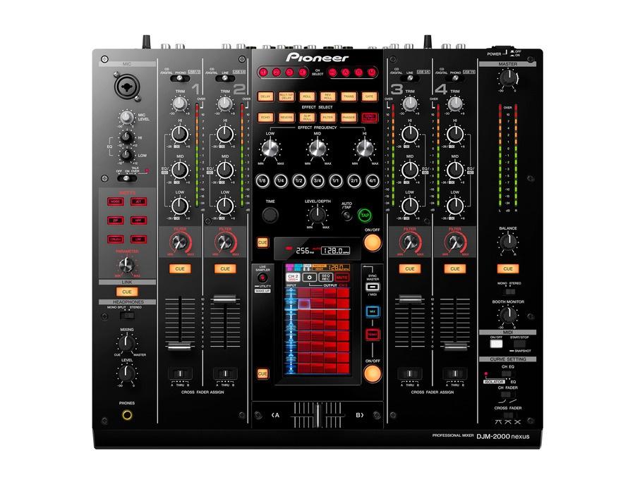 Pioneer DJM 2000 Nexus