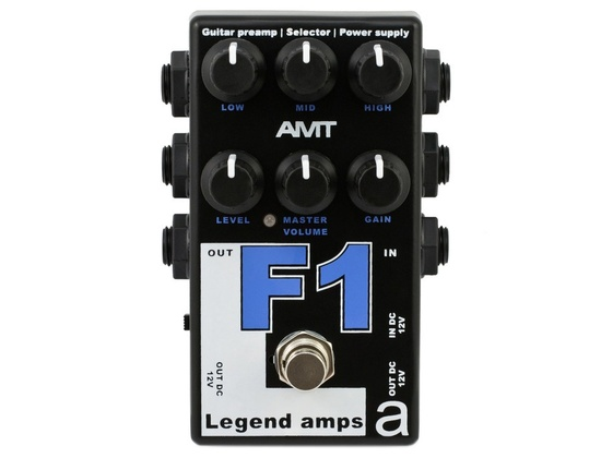 AMT Electronics F1 Legend Amps ( Fender Twin Amp )